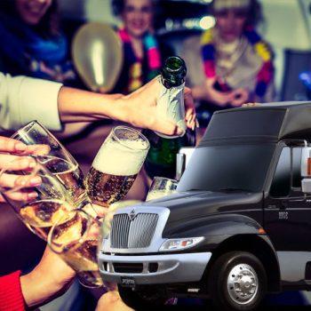 Party Bus Rental Denver
