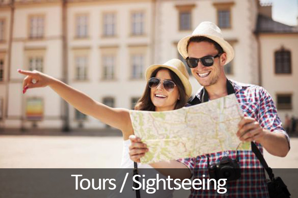 Tours-Sightseeing