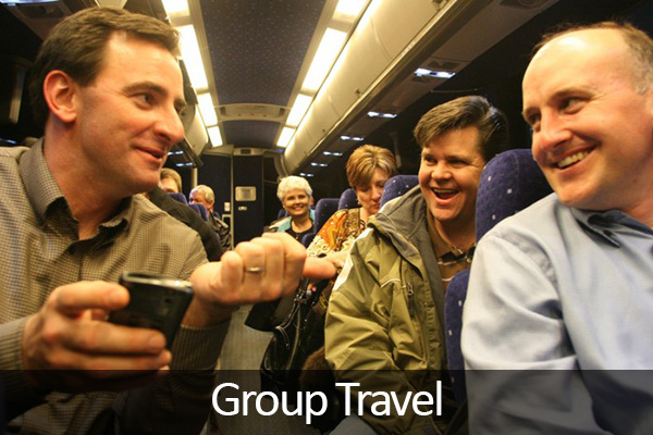 DC group travel