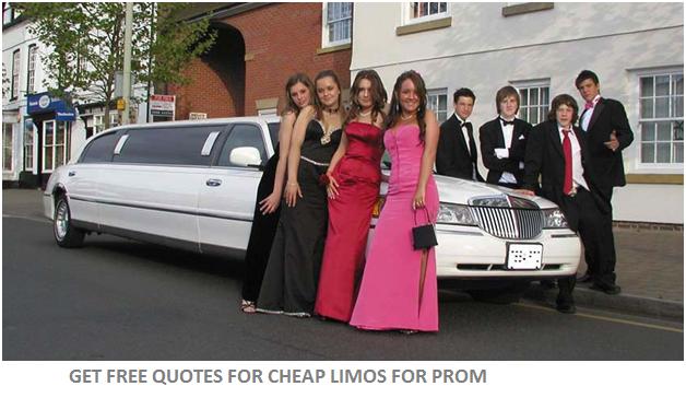 Prom Limo Rental Near Me