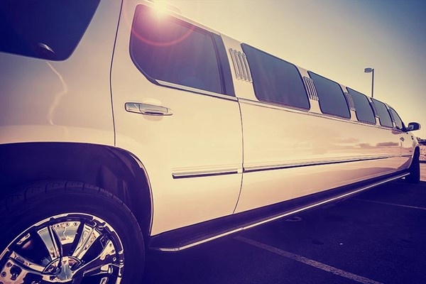 Limo service in Houston TX