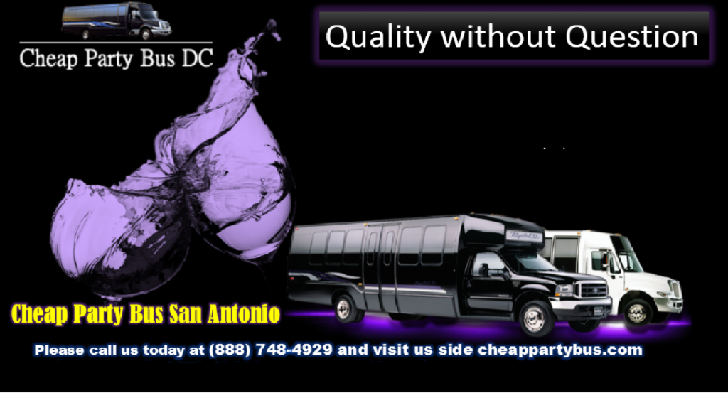 Cheap Party Busses