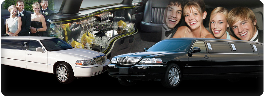 Denver wedding limousine