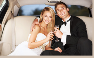 Northern Virginia Wedding Limo