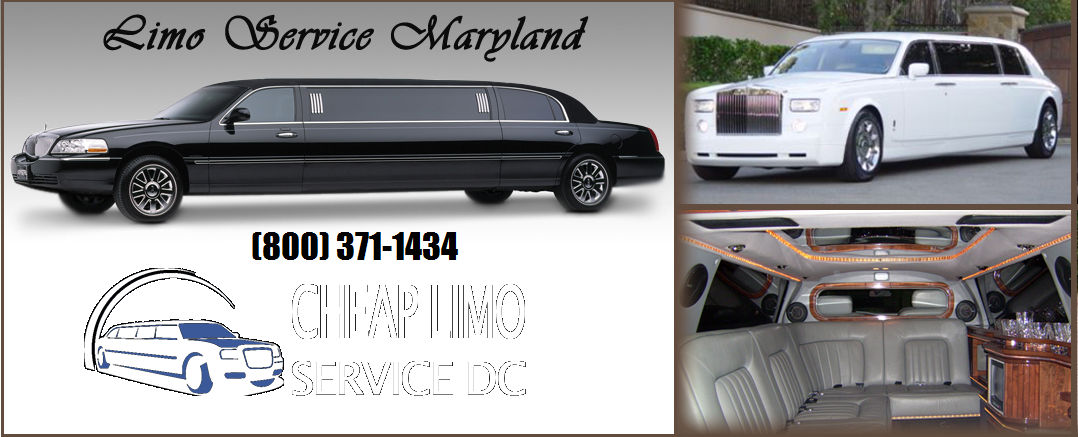 Maryland VA Limo Services