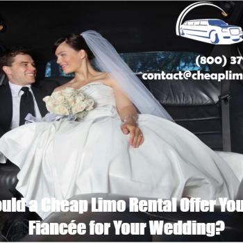 cheap limousine rental