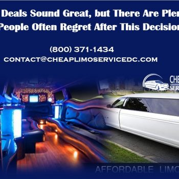 Cheap Limo Deals