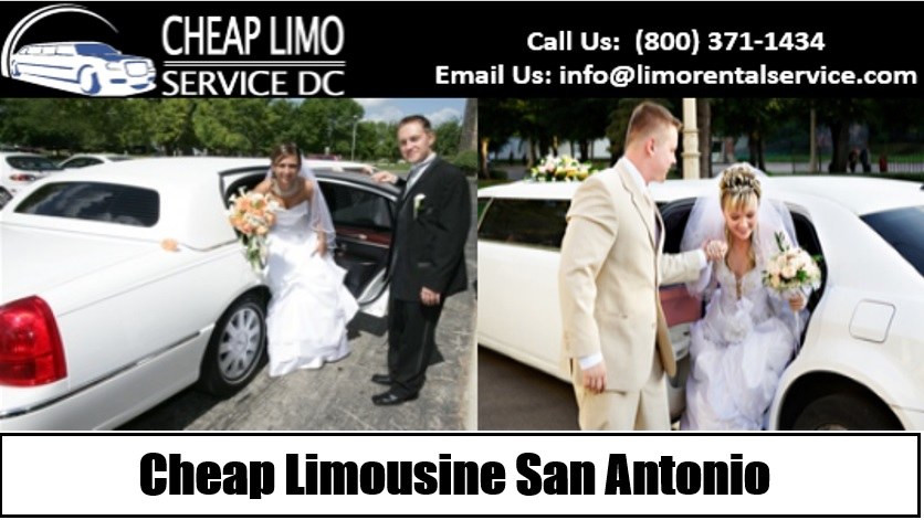 Cheap Limo in San Antonio