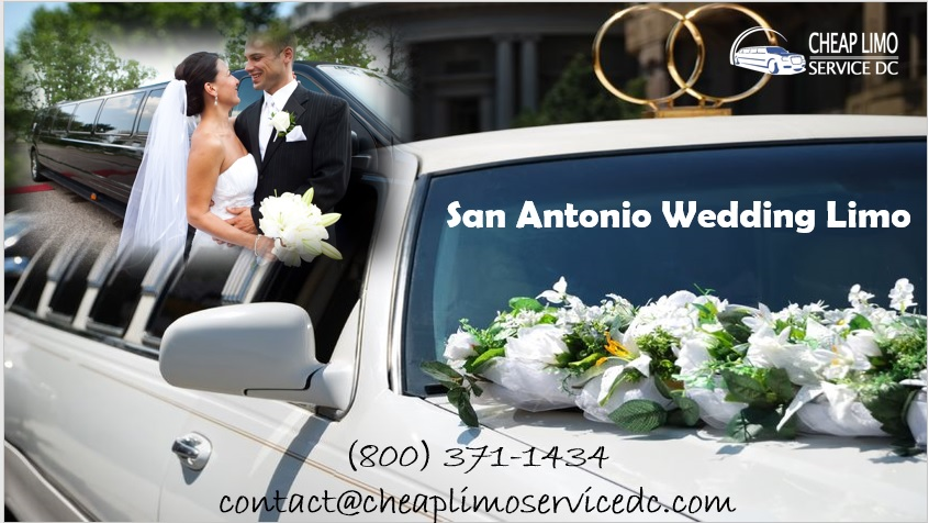 San Antonio Wedding Limos