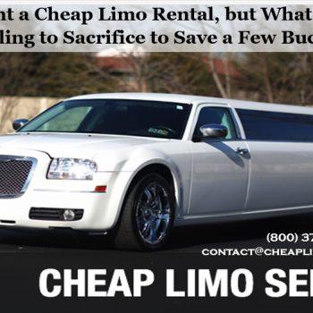 Cheap Limousine Rentals
