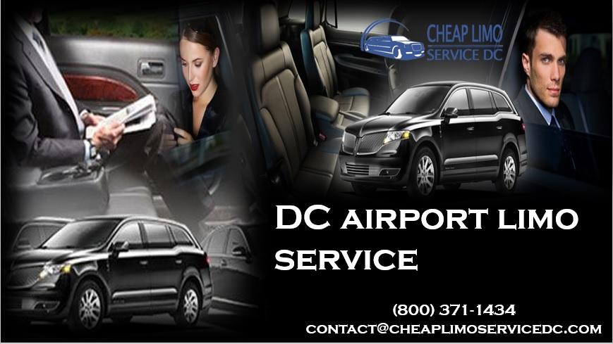 Airport Car Service Washington DC