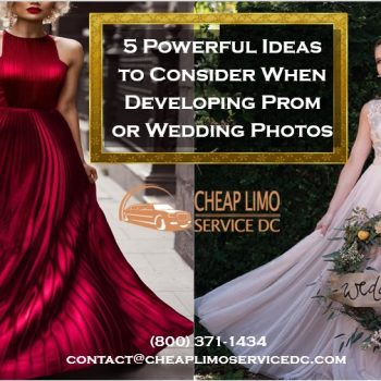 5 Easy Ideas for Printing Wedding and Prom Picture From Home