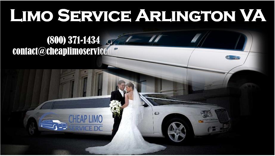 Limo Service Arlington