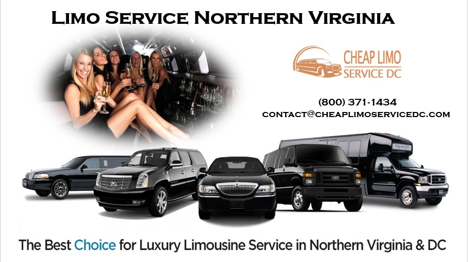 Limo service in Northern Virginia