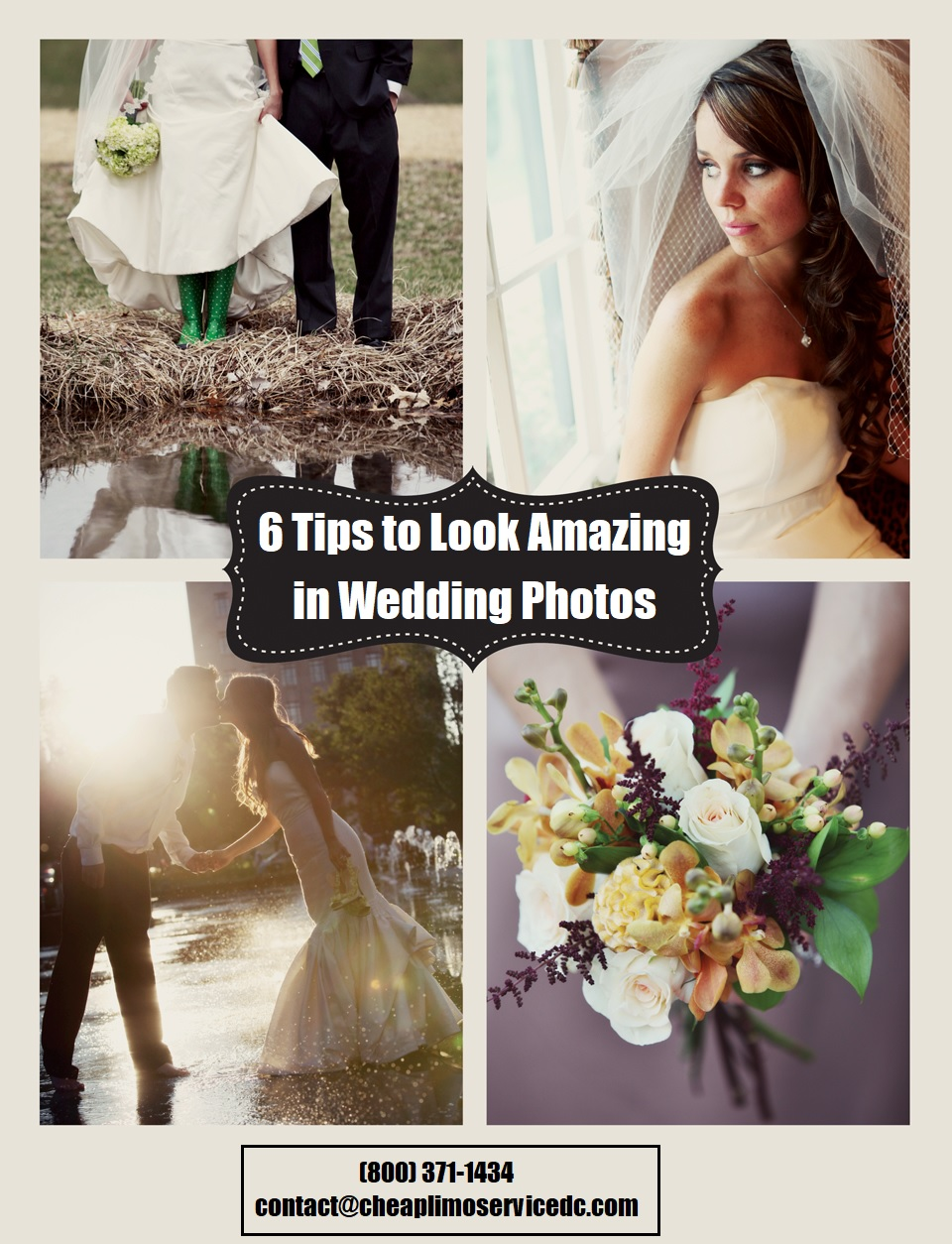 Fantastic Tips for a Highly Photogenic Wedding Photoshoot