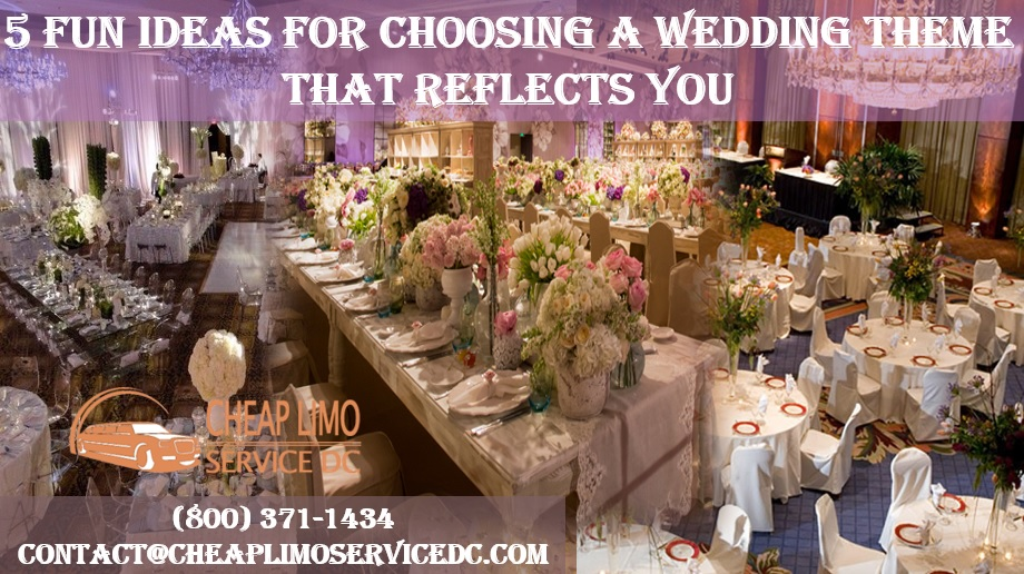 5 Great Ways to Choose a Wedding Theme That Fits You Best