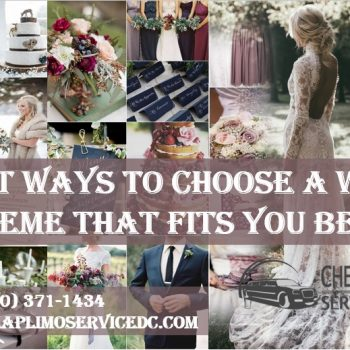 5 Fun Ideas for Choosing a Wedding Theme That Reflects You