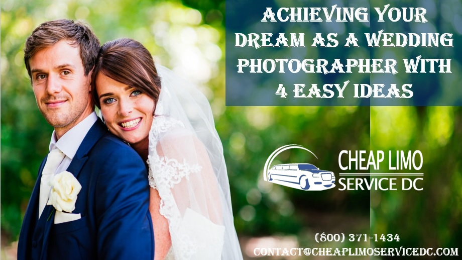 5 Fantastic Ideas to Starting a Wedding Photography Business