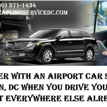 Airport Car Service in Washington