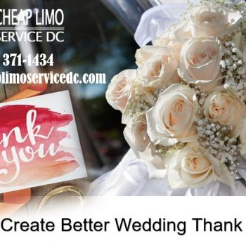 Top Tips for Great Thank You Wedding Notes