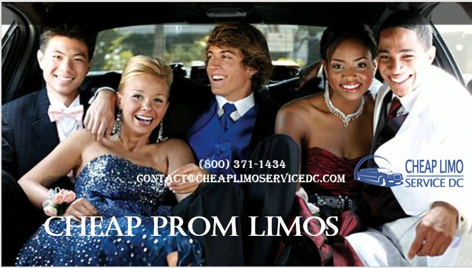 Cheap Limos for Prom