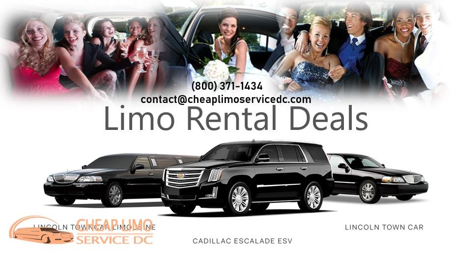 Limo Service Deals