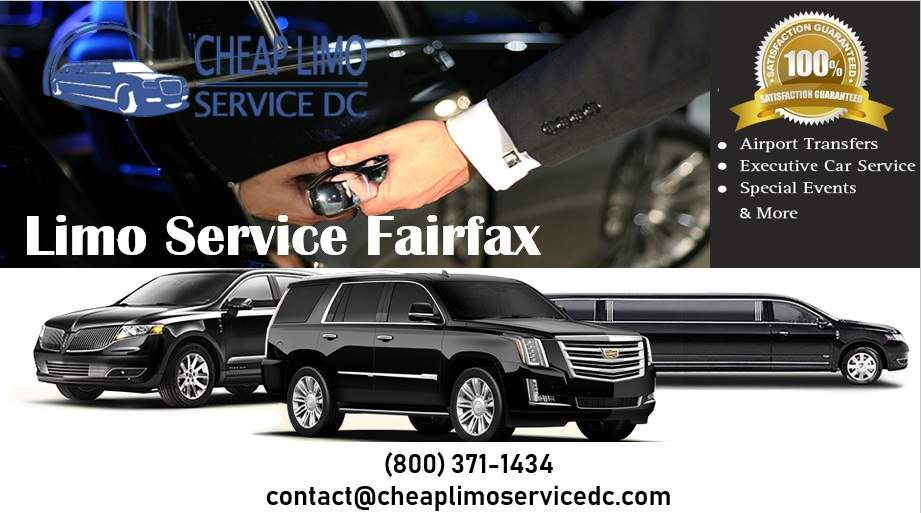 Limousine Service Fairfax