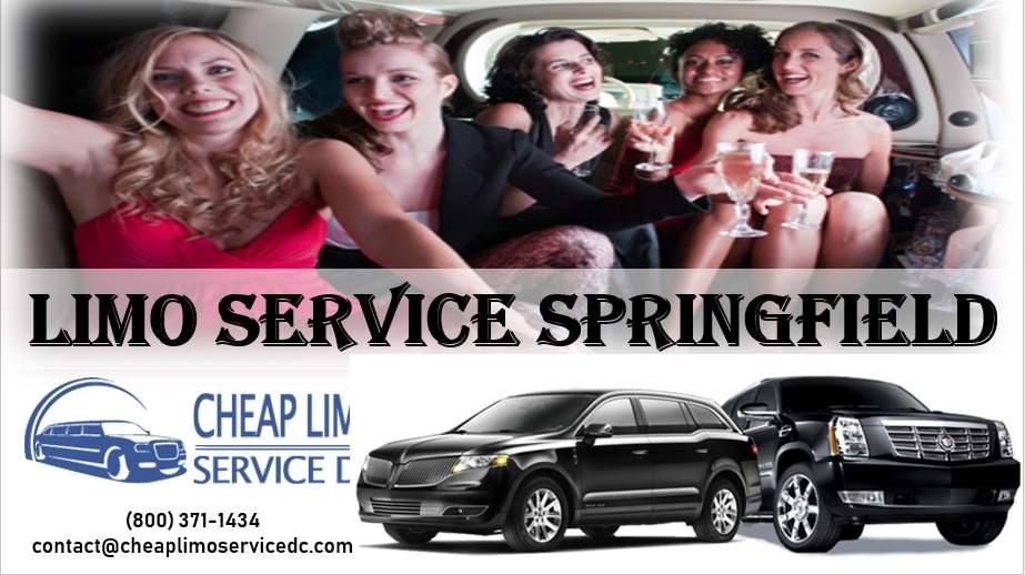 Limo Service Springfield VA