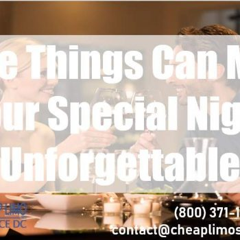 Make Your Special Night Unforgettable