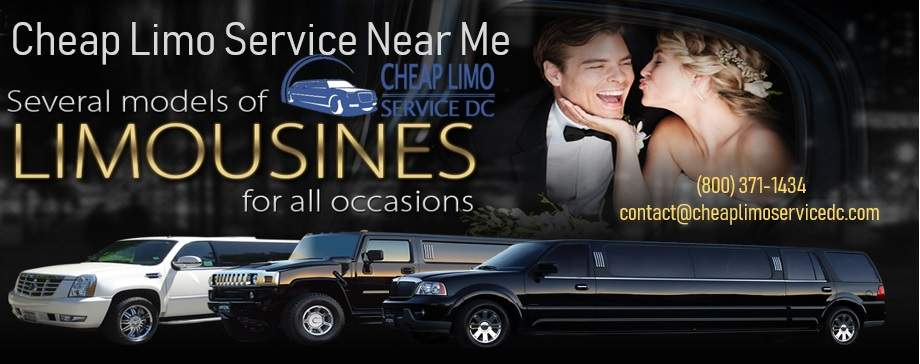 Limousine Rentals Near Me