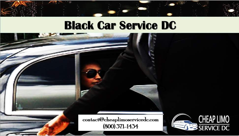 Black Car Services DC - (800) 371-1434