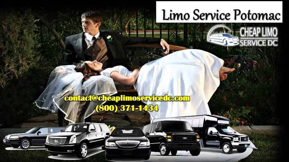 Limo Service Potomac - (800) 371-1434