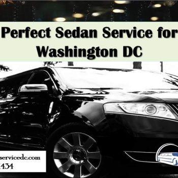Washington Sedan Service - (800) 371-1434