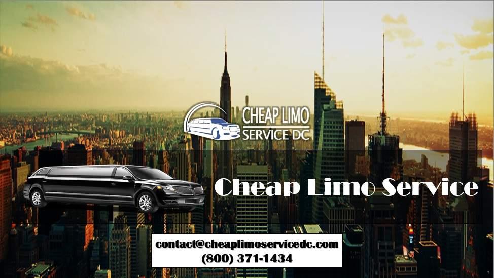 Limousine Services DC