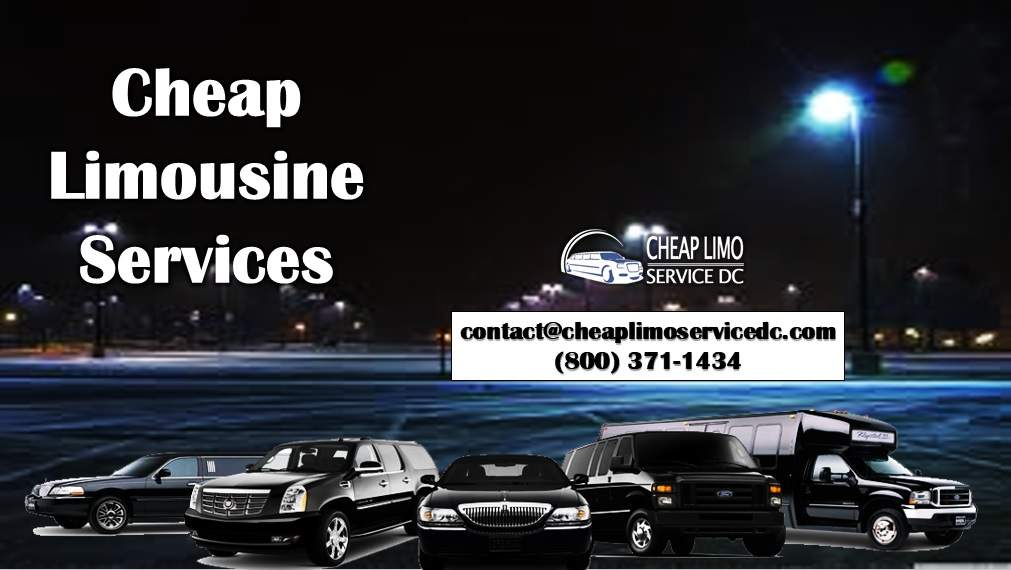 Cheap Limousine Services - (800) 371-1434