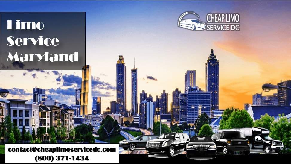 Limo Service in Maryland
