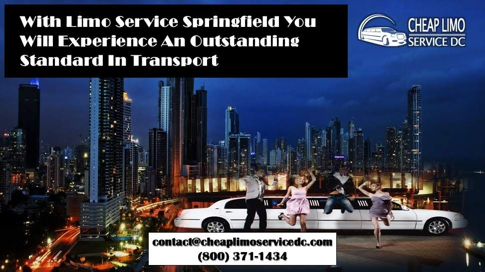Limo Service Springfield