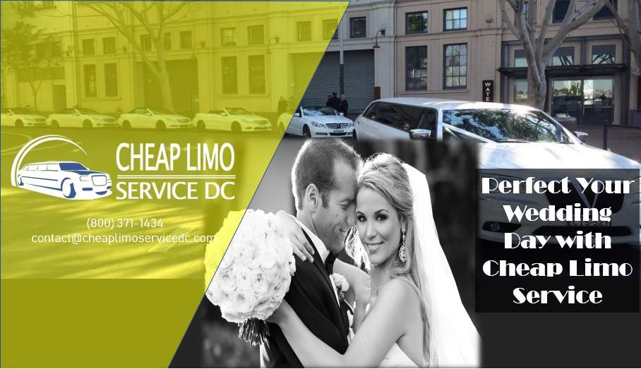 Wedding Transportation DC