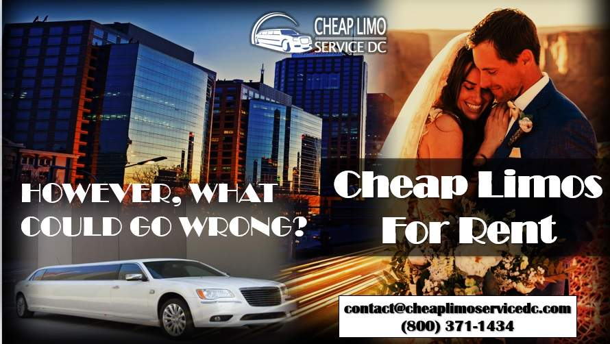 Cheap Limousines Could Lead To Disaster For Your Wedding