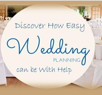 4 Reasons to ask for Help While Planning the Wedding