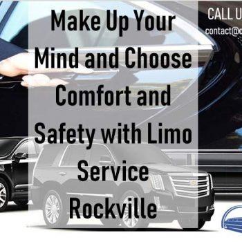 Limo Service Rockville
